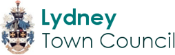 Lydney Town Council logo - the client on a project by THEUXDESIGNER