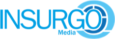 Insurgo logo - the client on a project by THEUXDESIGNER