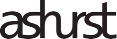 Ashurst logo - the client on a project by THEUXDESIGNER