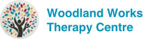 WoodlandWorks logo - the client on a project by THEUXDESIGNER