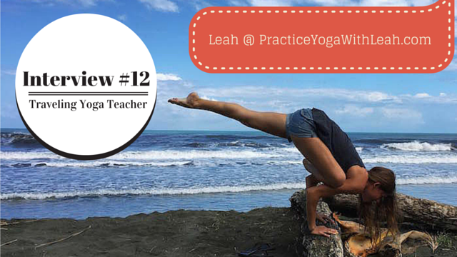 Yoga teacher practicing flying pigeon pose (eka pada galavasana) on a beach