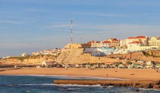 Portugal's stunning coastline