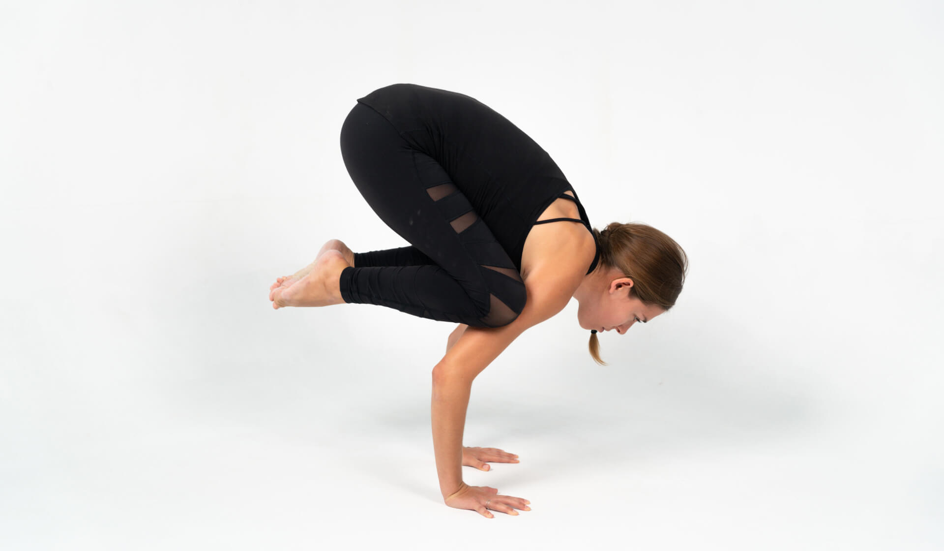 Yoga Crow Pose Muscles