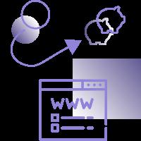 Website Generate Icon