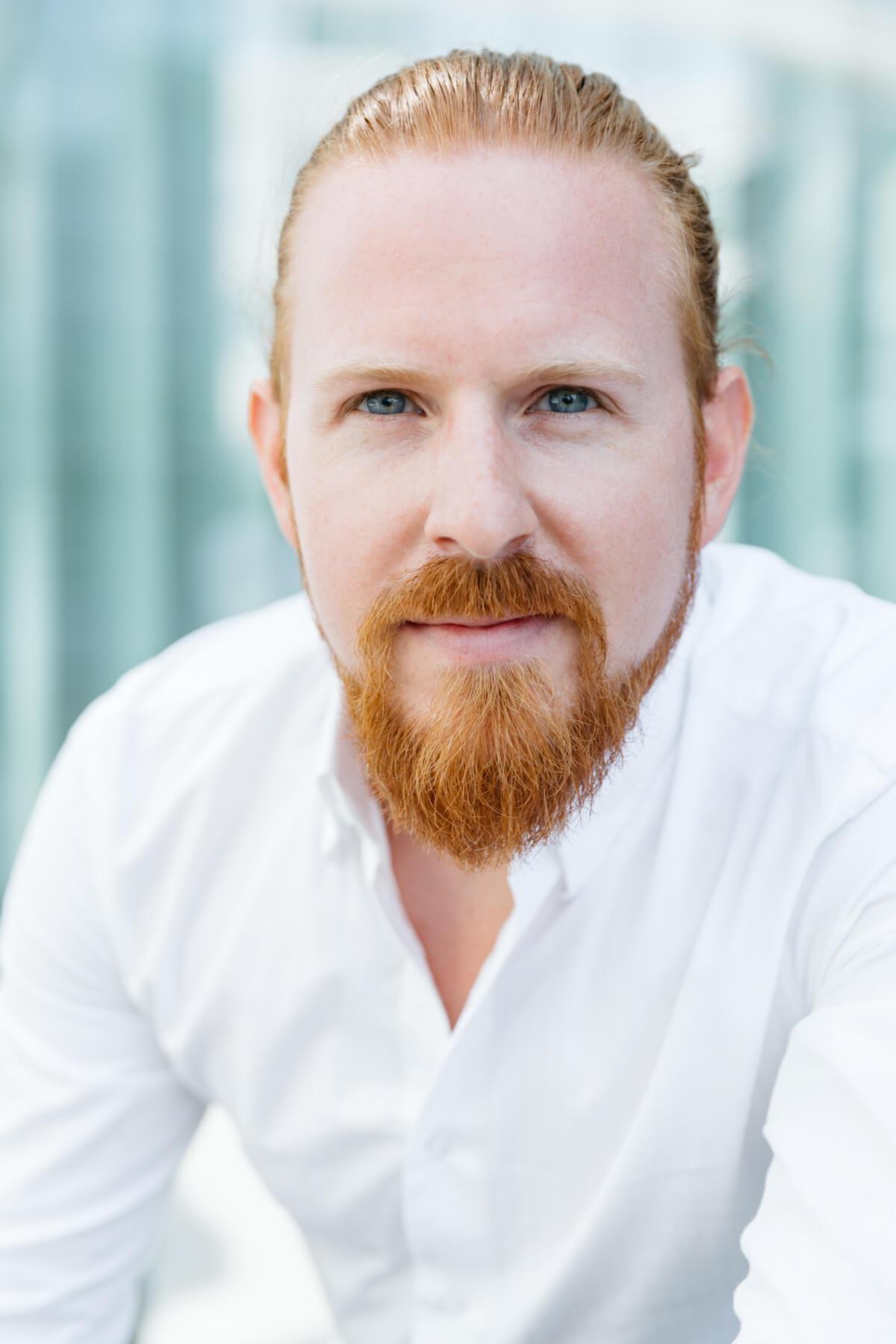 Portrait: Patrik Inzinger