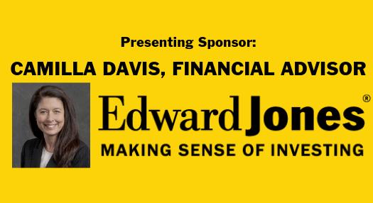 Camilla Davis, Finicial Advisor. Edward Jones. Making Sense of Investing