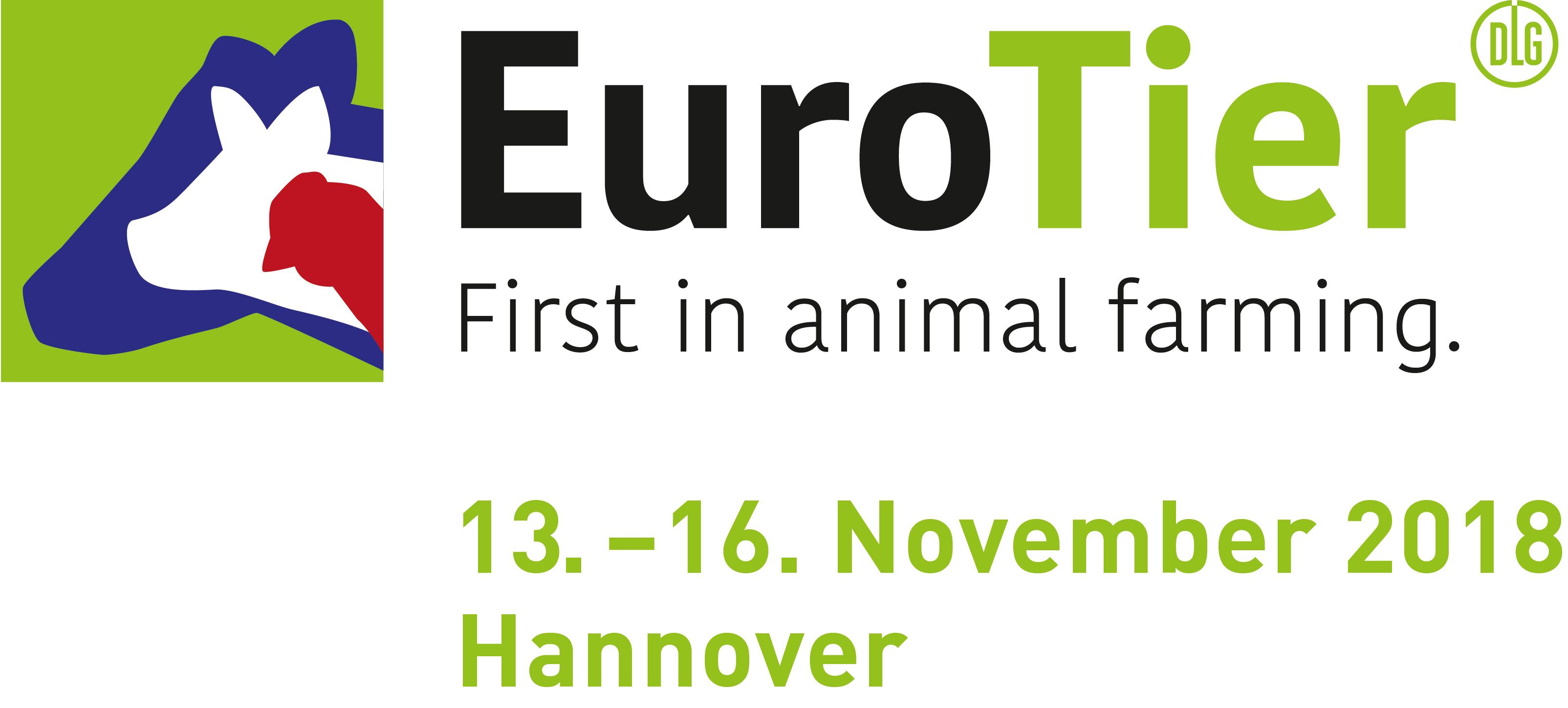 Besuchen Sie uns auf der EuroTier 2018!