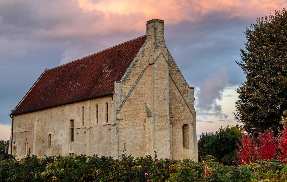Le Clos de la Baronnie, lotissement résidentiel au coeur du centre historique de Douvres-la-Délivrande - SAPI