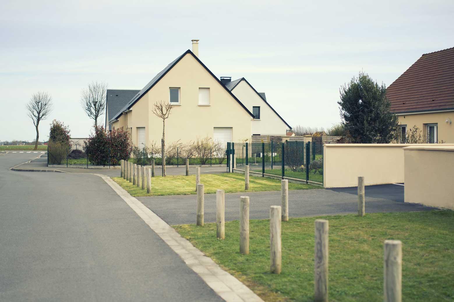 Le Clos Linglonia, lotissement de 30 terrains à bâtir à Langrune-sur-mer - SAPI