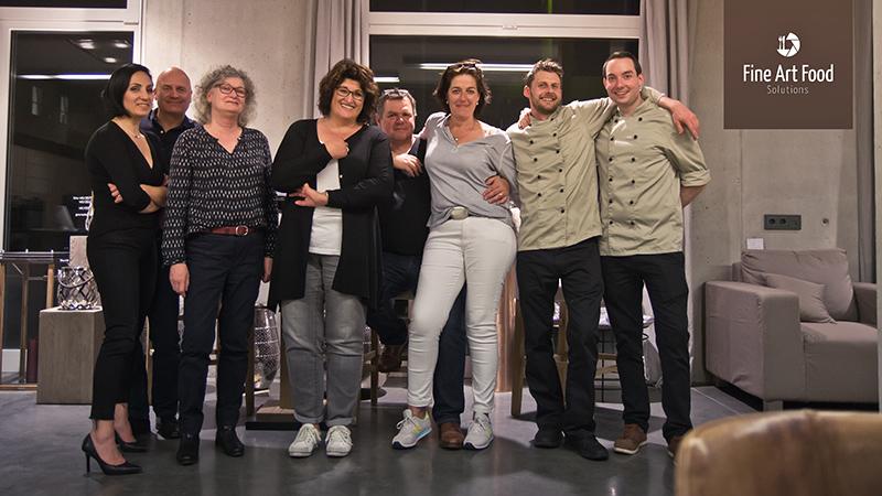 Fine Art Food Solutions - Kochkurs - Kirchheim unter Teck - schulerLIVING - KüchenSchuler