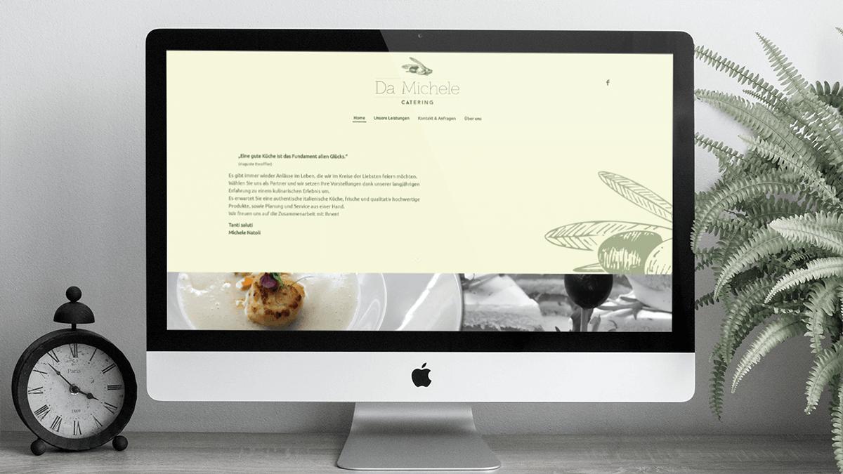 Webdesign / Grafik - Fine Art Food Solutions GbR