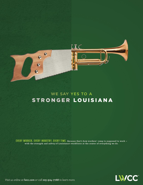 LWCC | 2016 Print: Stronger