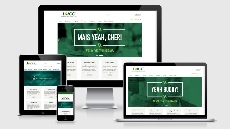 LWCC | 2016 Web Mockup
