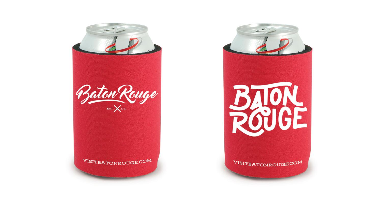 Visit Baton Rouge | Swag: Koozies