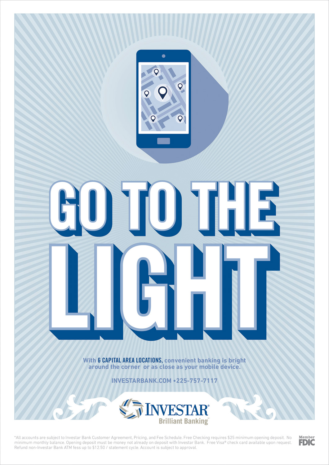 Investar | 2016 Print: Go to the Light