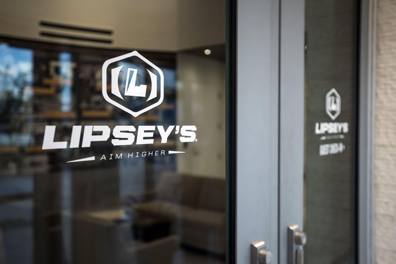 Lipsey's | Door Decal