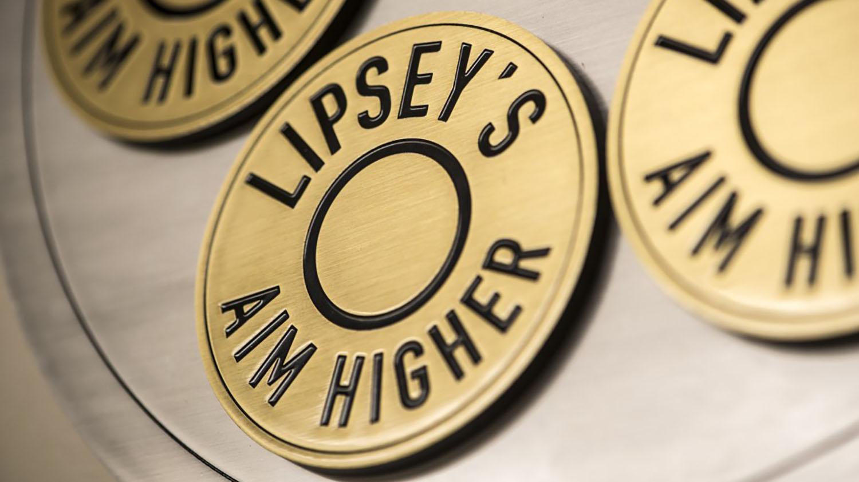 Lipsey's | Aim Higher