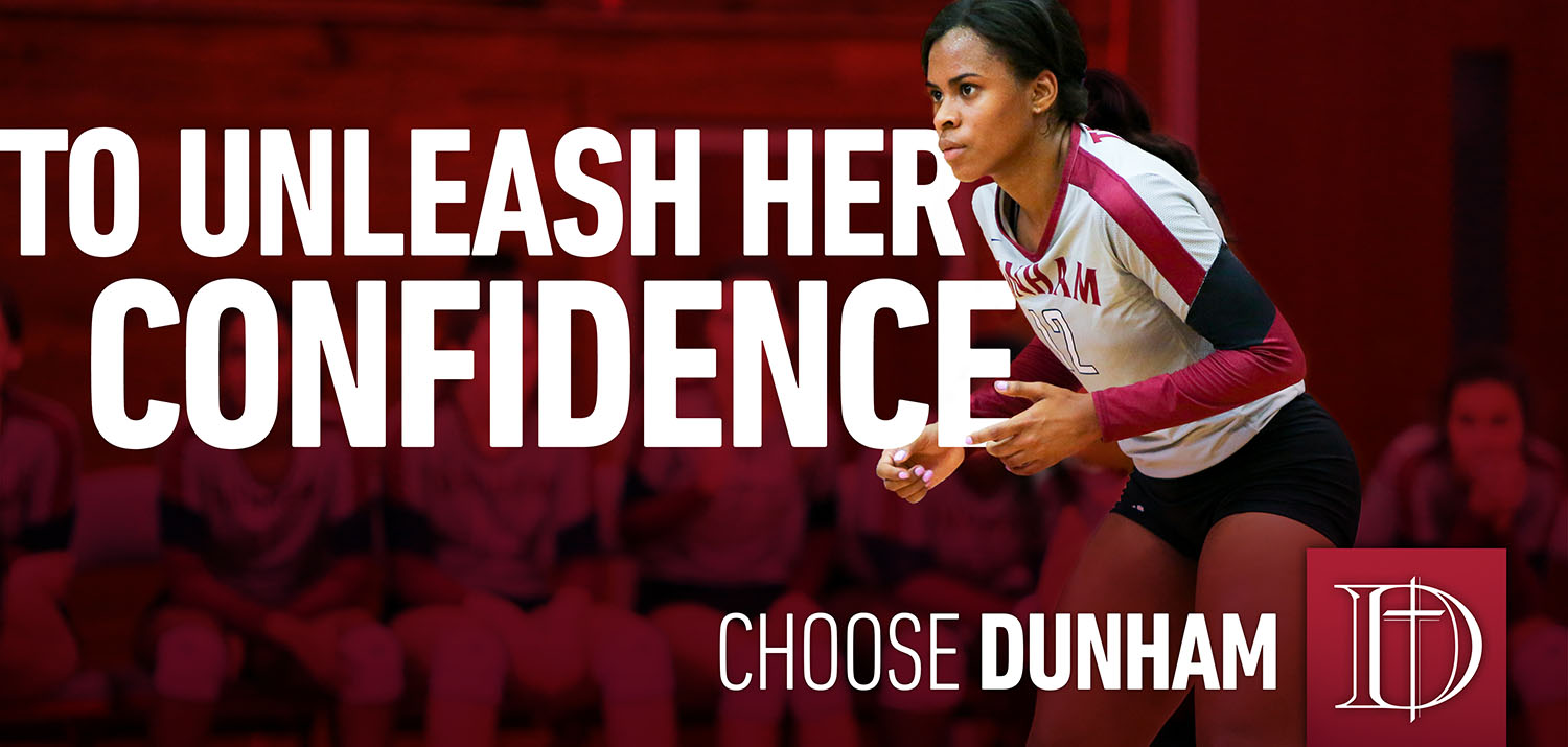 Dunham School | Unleash Her Confidence