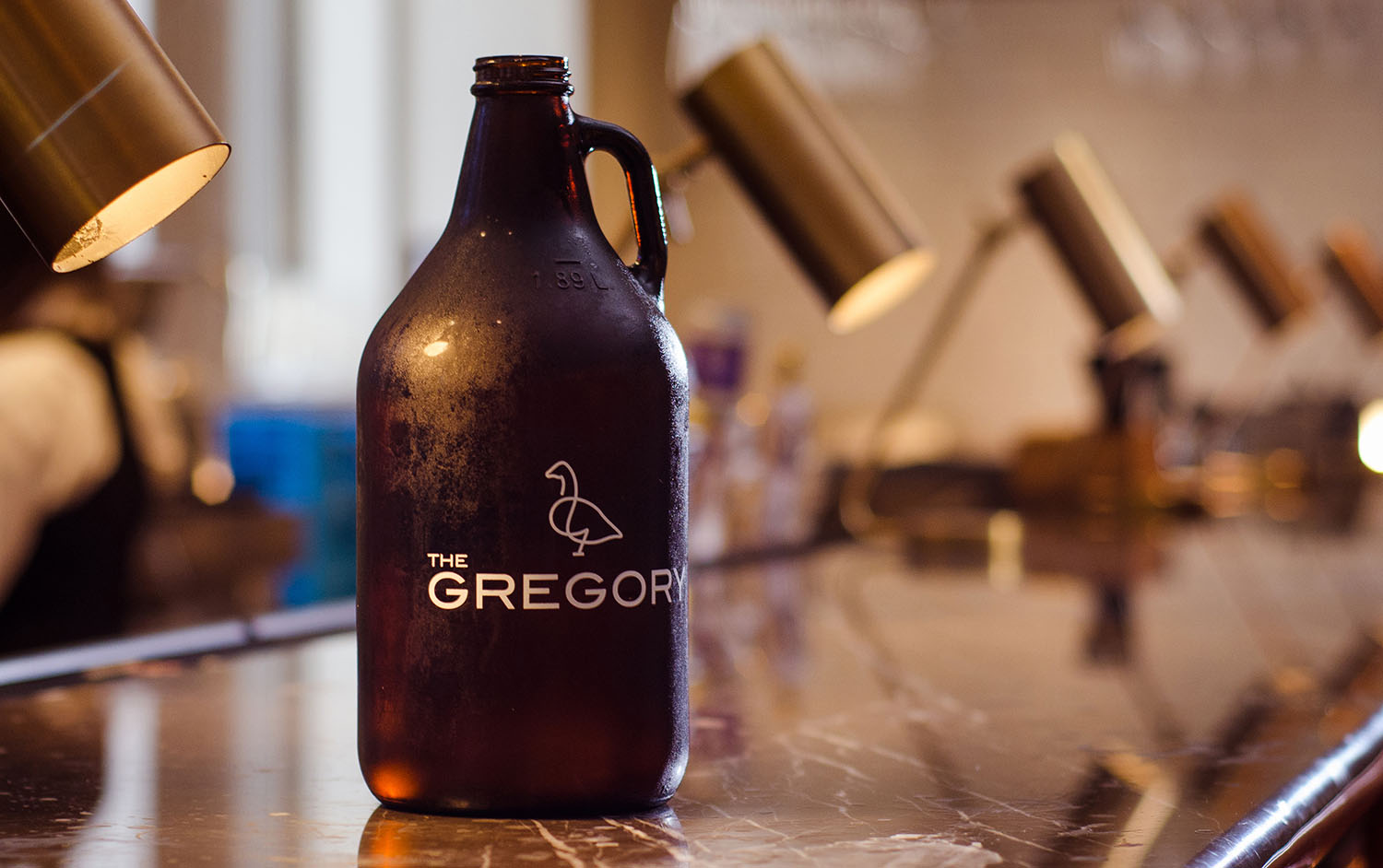 The Gregory | Growler