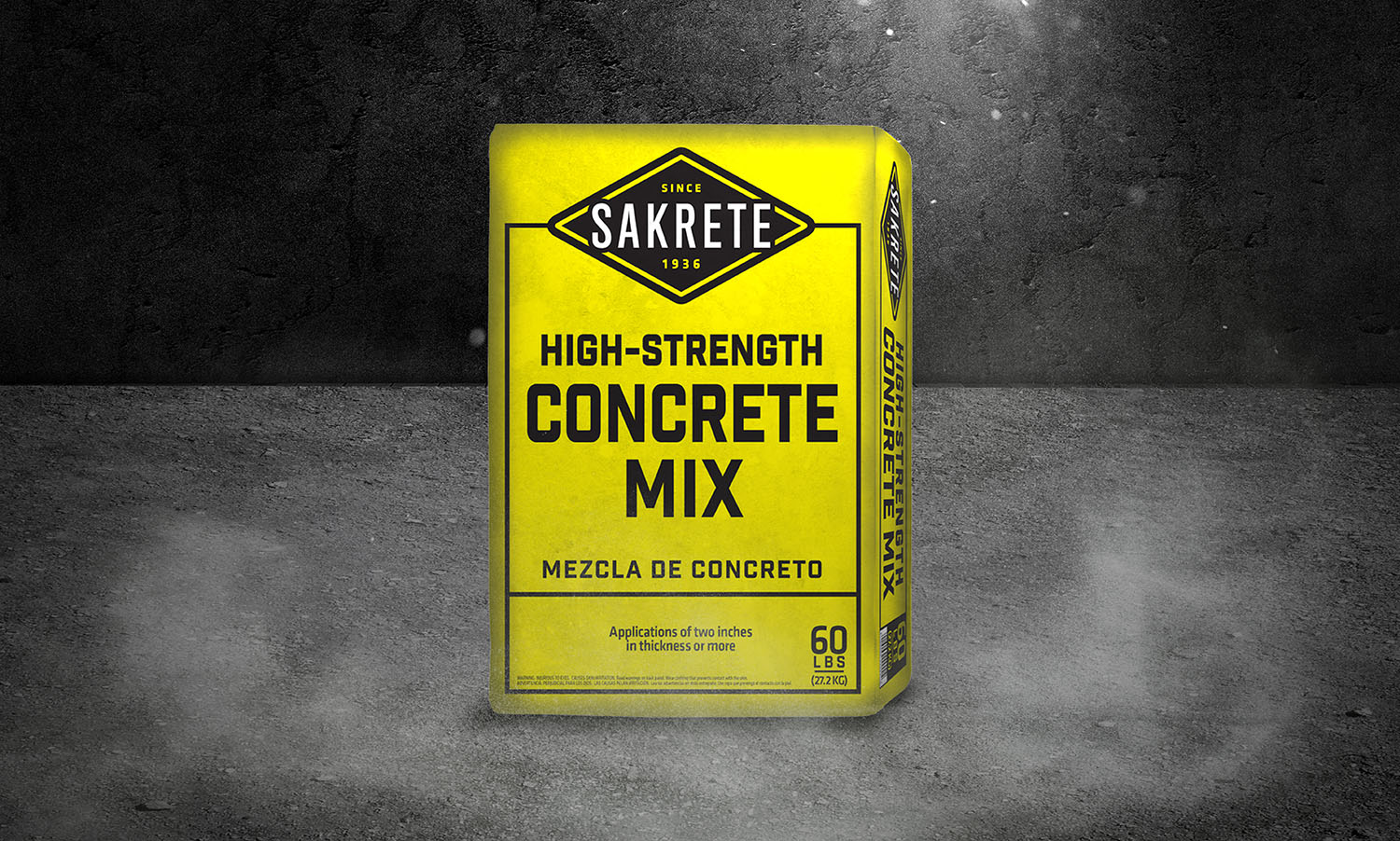 Sakrete | High Strength Concrete Mix Bag