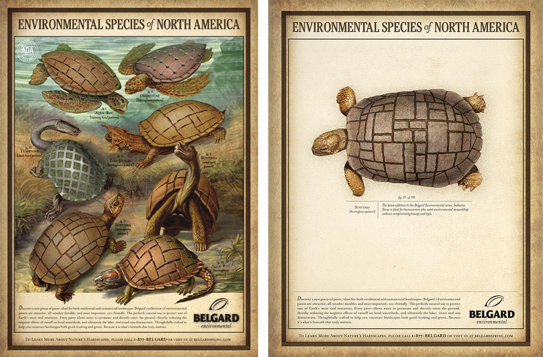 Belgard Environmental | Print Ads