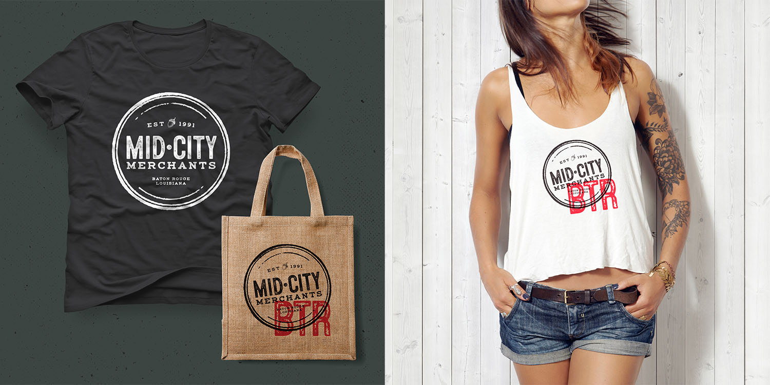 Mid-City Merchants | Swag