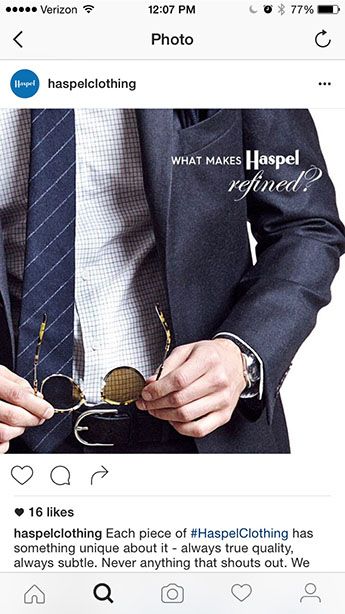 Haspel | Social Media 2