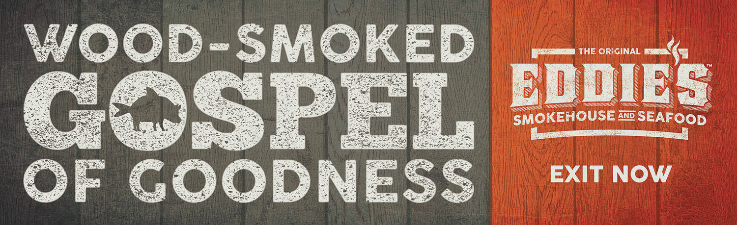 Eddies Smokehouse & Seafood | Wood-Smoked Gospel of Goodness