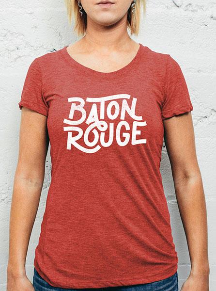 Visit Baton Rouge | Swag: Shirt