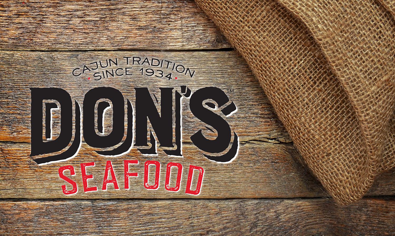 Don's Seafood | Logo