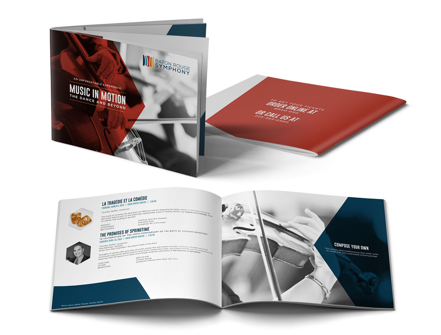 Baton Rouge Symphony Orchestra | Brand Book