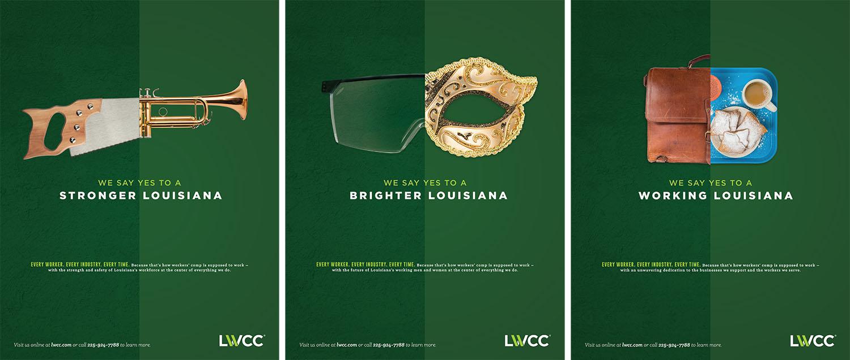 LWCC | Print Ads