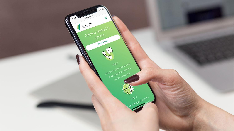 Horizon Financial Group | Mobile
