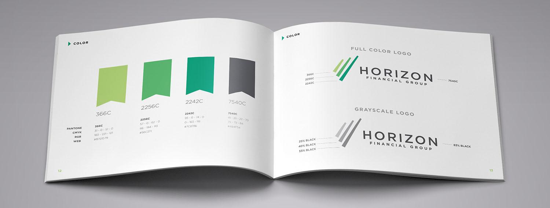 Horizon Financial Group | Brand Deck