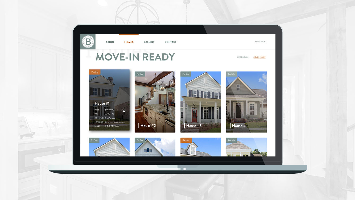 Bardwell Homes | Website Move-In Ready Homes