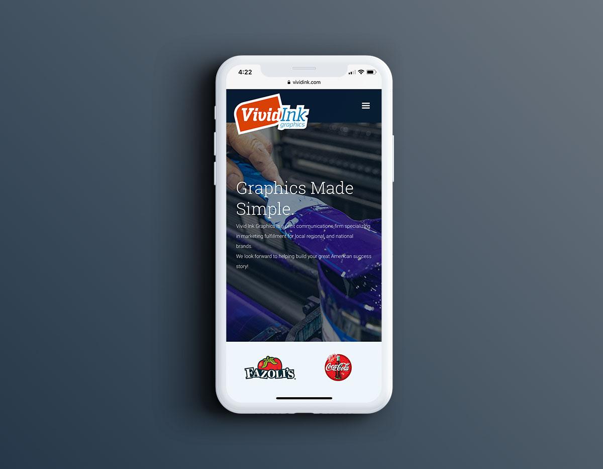 Vivid Ink | Mobile 1