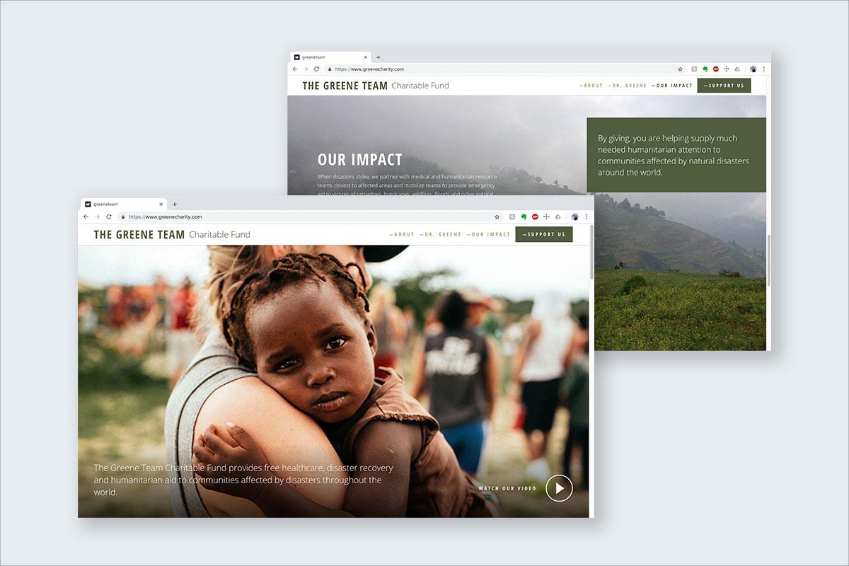 Greene Team Charitable Fund | Desktop