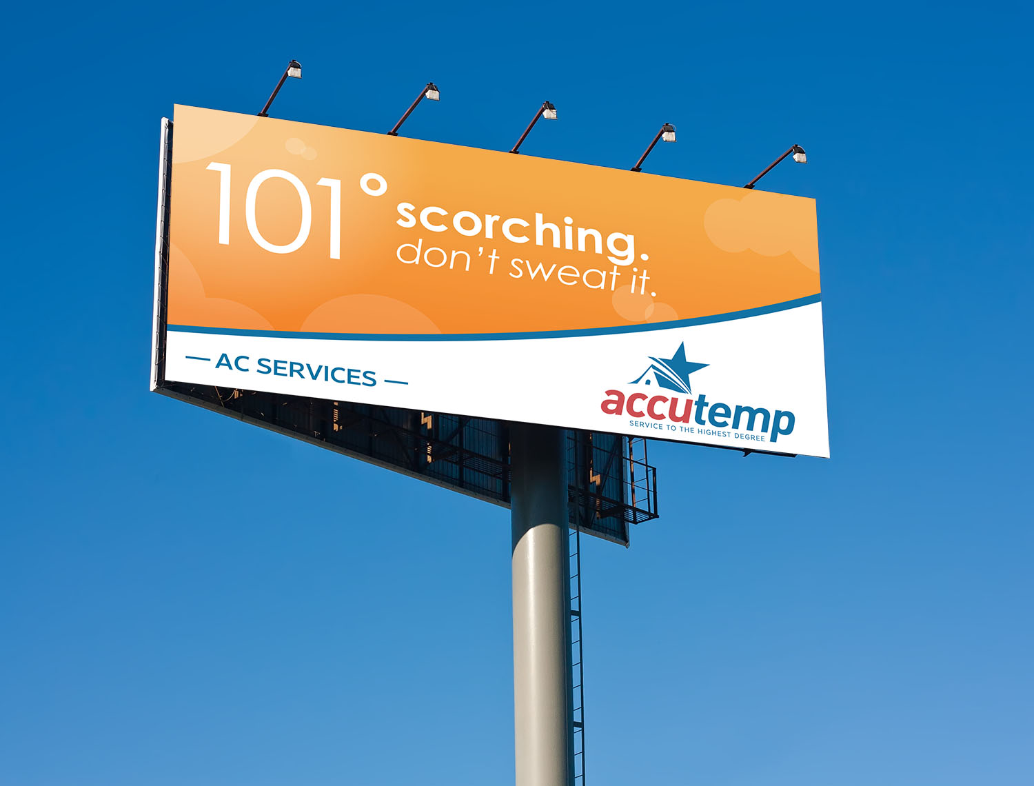 AccuTemp | Billboard: 101 and Scorching