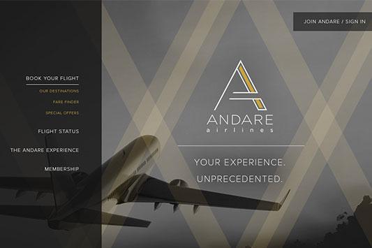 Andare Web Design