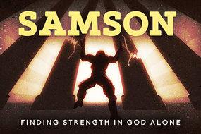 Samson  Sermon Series