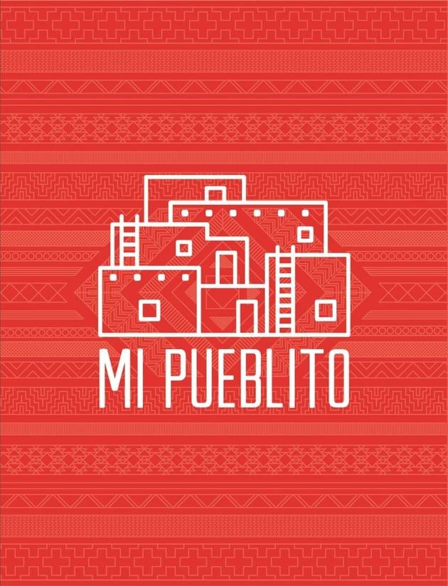 Mi Pueblito Branding Logo