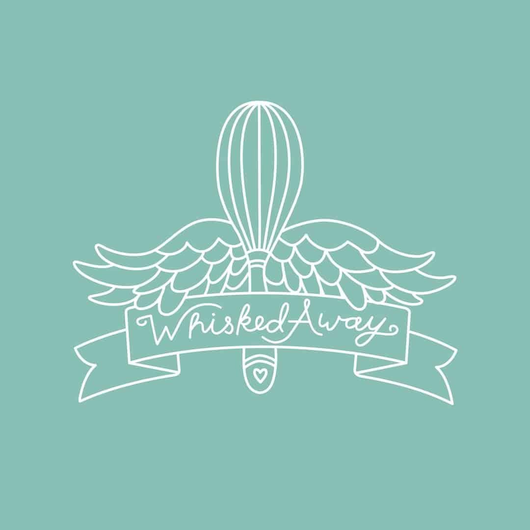 Whisked Away branding logo
