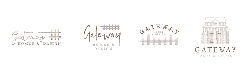 travellers guest house logo options