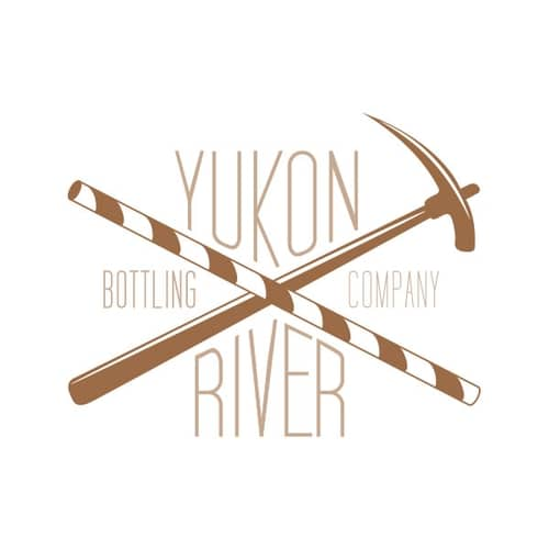 yukon river bottling company logo