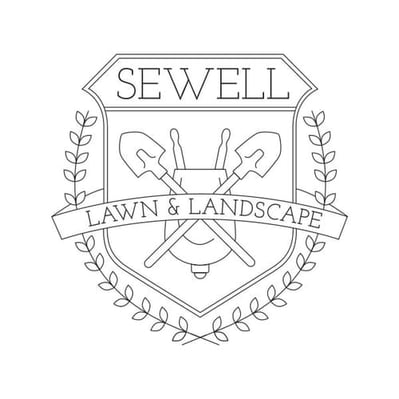 sewell lawn and landscape logo