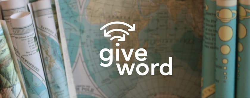 Give word logo
