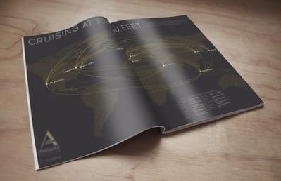 Andare branding magazine