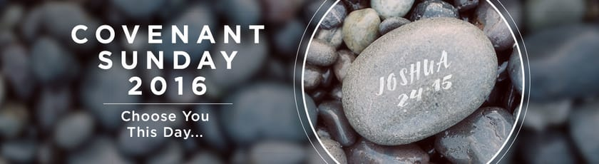 Covenant Sunday Sermon Series Website Banner