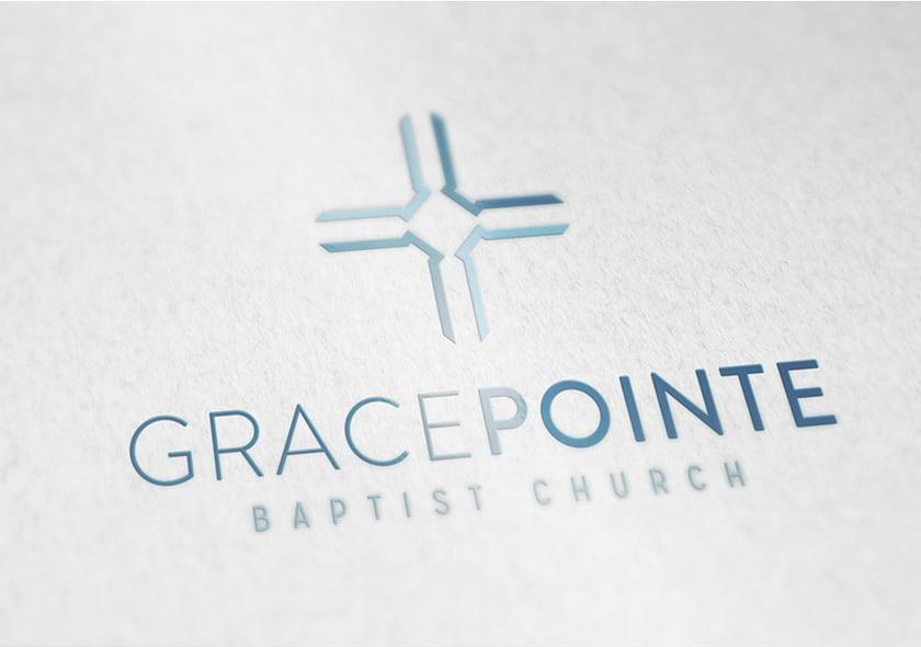 Gracepointe Branding Web Design Logo