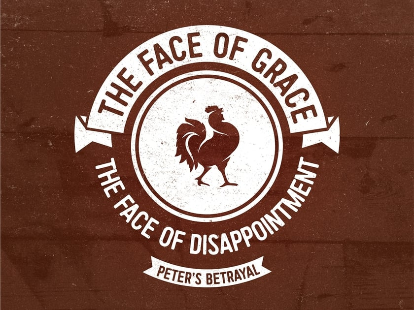 The Face of Grace Sermon Series Disappointment